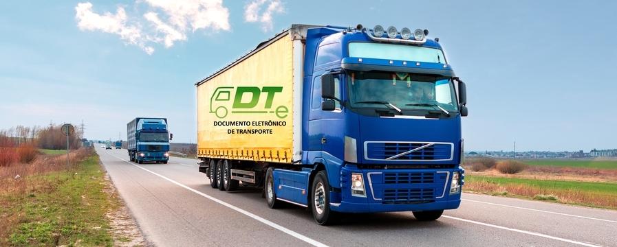 Imagem do post Entenda o que é o Documento Eletrônico de Transporte (DT-e)