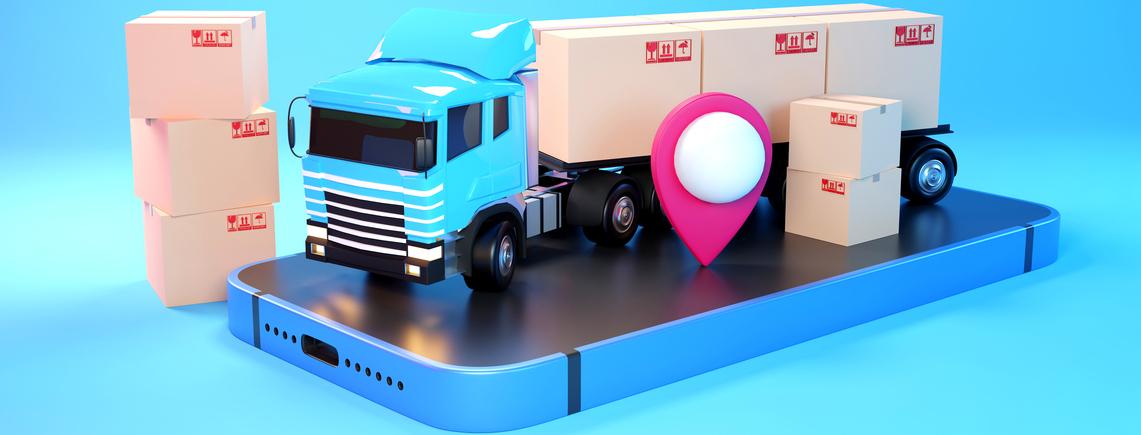 Imagem do post A logística beneficiada pelo uso de aplicativos